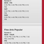 RT @traficopesado: Corillo! Hoy empieza @LastColonyMovie en FineArts y CinemaBar! Borinquen en el cine! @Calle13Oficial Tandas FineArts: ht…