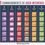 10 Commandments of User Interface #Design http://t.co/XGimkA3Gte http://t.co/r1PYt7Ufl9