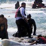 Migranti soccorsi a Rodi, tra le foto più drammatiche e significative della giornata ne #Ilmondoinunminuto… http://t.co/Do355nkkSC