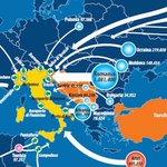 In Italia la maggior parte dei migranti arriva via terra, e dalla Romania @ilpost http://t.co/WEIAtf8pxf http://t.co/MsebUwfyAg