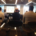 Packed house at @OpenAccessPHL for #PTW15! http://t.co/VwEUtVyfk0