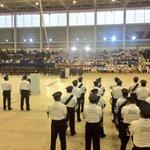 En breve se inaugura 1er Encuentro Nacional Deportivo Policial #Veracruz2015 #ArenaVeracruz @MasDeportesVer http://t.co/1gHcsYCUjA