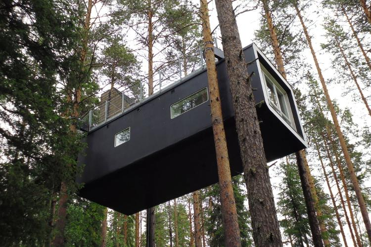 Sweden's top 10 unusual hotels