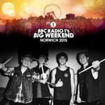 We will be at BBC Radio 1s Big W E E K E N D x http://t.co/PcCpfesIw2