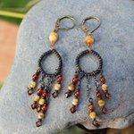 Chandelier earrings vintage chandelier earrings by JabberDuck http://t.co/i2ZkHNwaLC http://t.co/EpMZebxXmL