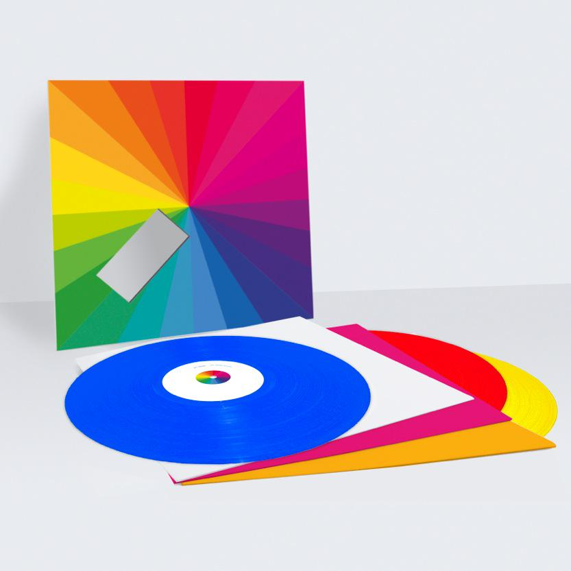 """Jamie xx """"In Colour"""" triple deluxe format is looking rather juicy. Pre-order details here http://t.co/QbxQFVbKuq http://t.co/A3gZPdca6k"""