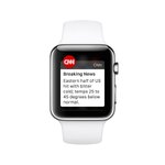Apple Watch apps from @nytimes, @wsj, @cnn and other new orgs launch today: http://t.co/loOMalSDRW by @DawnC331 http://t.co/xsudEYcrHu