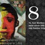 8 Carlos Iván #Ayotzinapa7meses FueElEstado NiPerdonNiOlvido #PeñaNietoTieneQueIrse43 http://t.co/FJIoE25ICB