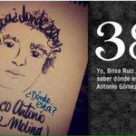 38 Marco Antonio #Ayotzinapa7Meses FueElEstado NiPerdonNiOlvido #PeñaNietoTieneQueIrse43 http://t.co/3K37vtYb3i