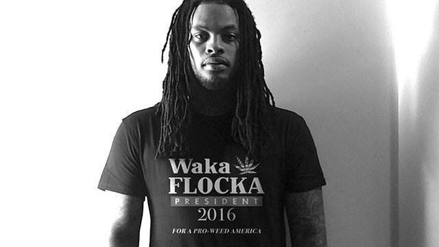 Campaign Video: Rapper Waka Flocka Flame to make run for president.  http://t.co/rab18FXnWp #waka flocka president