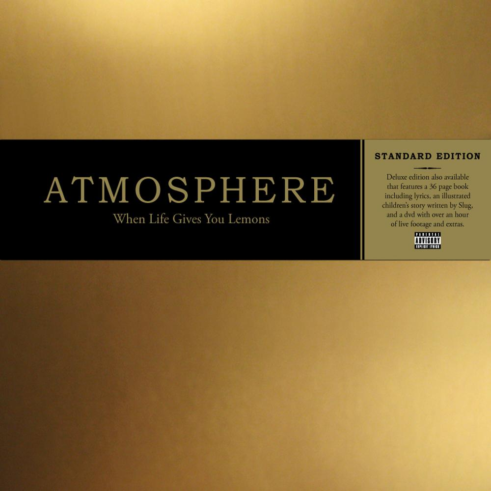 7 YEARS ago today, @atmosphere's When Life Gives You Lemons was released. http://t.co/OGrzRw03dj http://t.co/81JO1KoY2v