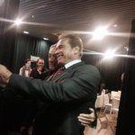 RT @jpatricof: .@Schwarzenegger and #RobertDeNiro Selfie at @TribecaFilmFest world premiere of #MaggieMovie