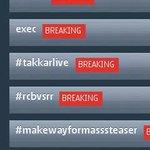 • Breaking Trend In India #MakeWayForMASSSTeaser   @Suriya_Offl @dirvenkatprabhu @premgiamaren MASSS TEASER http://t.co/9SYi4JK1rv
