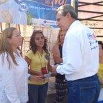 """""""Cuando llegue a la alcaldía le pedimos buenos elementos de seguridad"""" Rosalba Aranda. #VaQueVaLeón http://t.co/4o69aViS2W"""