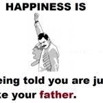 RT @bilamindblowing: This is the true #Happiness 4 any1 when you are compare to your #Dad. @MAKhan_News @BajiPlease @kirn @NADIAHUSSAIN_NH …