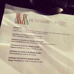 ¡Lectura del palmarés! #18FestivalMalaga #Zonazine @festivalmalaga @mariadanez @RCobosLp http://t.co/CIGR8mmNHU