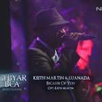 Widih ada Keith Martin feat @Luanada_ nih yg bawain lagu Because Of You. Gimana-gimana? Nyess bgt kan? #GebyarBCA http://t.co/sWkX1tPlNw