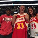 Some True Believers in Brooklyn! #TrueToAtlanta http://t.co/Lxw79cVzok