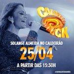 Avisa para os amigos no whatsapp ~> #SolangeAlmeidaNoCaldeirão RT http://t.co/xLZBgS3qSU