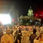 Twilight taking over the streets of #AthensGA tonight #AmericasGreatestCollegeTown http://t.co/licimyoCJb