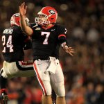 Six years ago today, #UGAs Matt Stafford was taken #1 overall in the #NFL Draft and Knowshon Moreno was taken at #12 http://t.co/CfnTbPvwSN