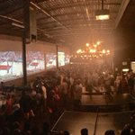 The Rec Room is packed. 5 screens. Sound. Beer. Food. Friends. #gogrizz http://t.co/3vnXUI0rrz