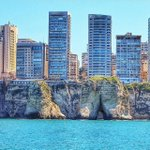 Amazing day at Rawche, Beirut #LEBANON #لبنان http://t.co/ZqF5AmdfJb