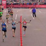 Well remember these moments for a long time to come. #GoodbyePaula #LondonMarathon http://t.co/Ns1UCGb0XA http://t.co/movskywas3
