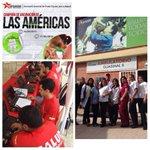#VacunaciónDeLasAméricas | ACTIVADOS puntos de vacunación en Guasimal para niños y adultos @TareckPSUV @NicolasMaduro http://t.co/OzTNEx0XSJ