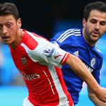 Which midfield maestro would you rather have in your side? RT - Özil FAV - Fabregas http://t.co/E8gZjOn2Xs