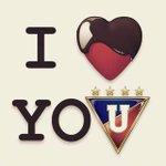 Porque hoy juega el más grande #LDU ... #EnciendeCasaBlanca .... Ag\U/ante la **U** !! ... #todoslosdiastodalavida http://t.co/HUNuKoHGhs