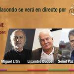 """""""Gabo era el impulsador de la literatura Latinoamericana"""", dice Litin en #Filbo2015 por http://t.co/Gv8UnoRp7G http://t.co/5Ffc1UMY9S"""