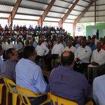 #ElCercado, San Juan: agricultores recibieron la #VisitasSorpresa del presidente @DaniloMedina. http://t.co/TVnnDP3QDE