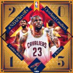 The @cavs are moving on to the 2nd round! 1 series down, 3 to go. #NBAPlayoffs http://t.co/smaxSwCItW