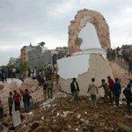 El terremoto en Nepal destruye parte de su importante patrimonio cultural. http://t.co/dlORRGH4zL http://t.co/C7QnRcO7oc