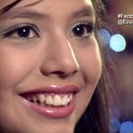 Daniela viene desde Loja para demostrar que lleva en la sangre el #FactorXKids http://t.co/xKE6szrEhO