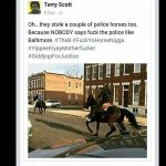 LOL! #BaltimoreRiots just got real. http://t.co/w23yxCLXAk
