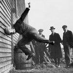 Turn-of-the-century football helmet
