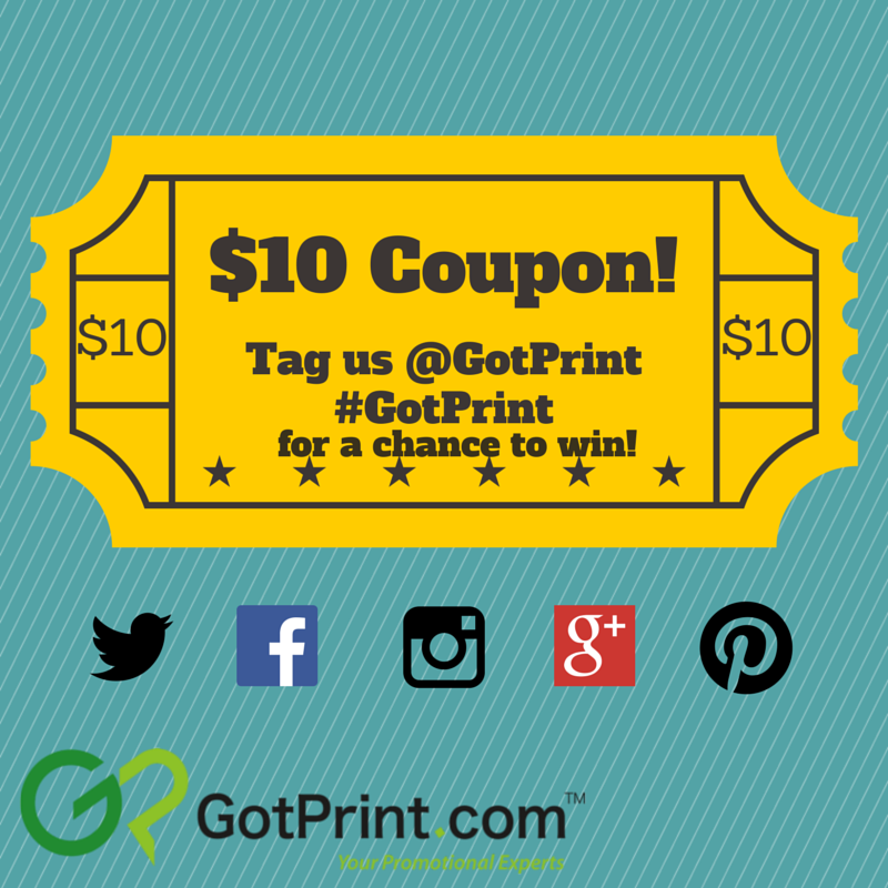 Gotprint com coupon code