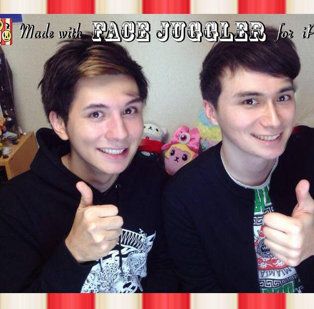 Holy crap ((((;゚Д゚))))))) RT @Jacquiii1: @danisnotonfire @PDRnotPDS  THE SAME PERSON - EVEN WITH SHITTY FACE SWAP http://t.co/EGkP0grHSC