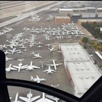 """So do they use a remote key fob to find their jet after the fight? """"@LizHabib: Private Jets at Las Vegas airport!!!  http://t.co/SRFNJBfQhq"""""""