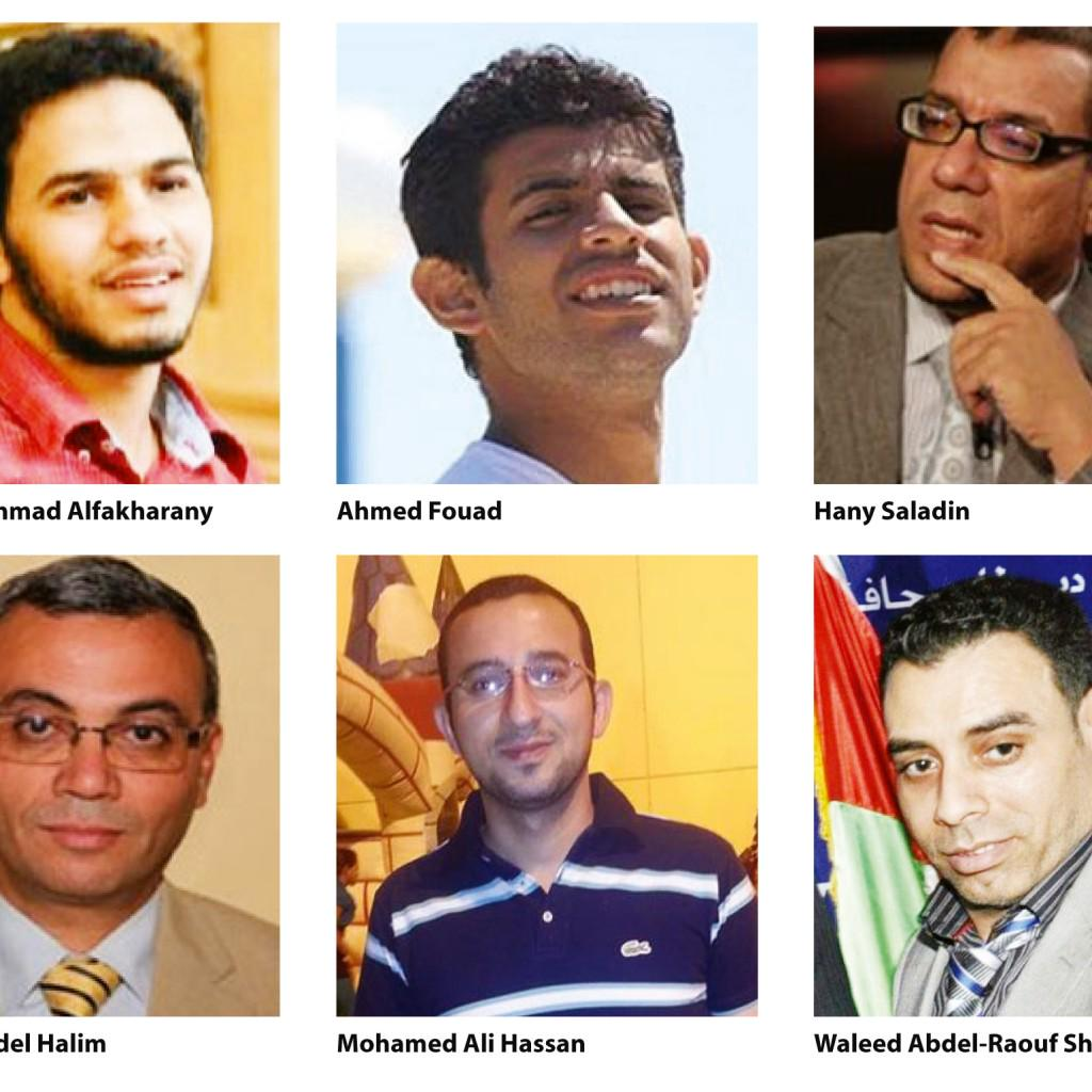 Without a hashtag: Egypt's journalists forgotten behind bars - http://t.co/4bZM0PfpdN http://t.co/UHE2sCWr06