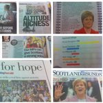 Todays news:@NicolaSturgeon uses last #GE15 weekend to highlight opportunity to make Scotlands voice heard #VoteSNP http://t.co/sHrDKytZle