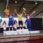 Tres medallas de plata para Córdoba en levantamiento de pesas con Pedro Berrio en los 69kg #JuegosdelCaribe http://t.co/gCPvo9Uaom