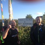 Started! Heading for Crewkerne - great day for raising £ for our Nepali friends. #NepalYomp  Facebook & web NepalYomp http://t.co/TUgFAeW5jm