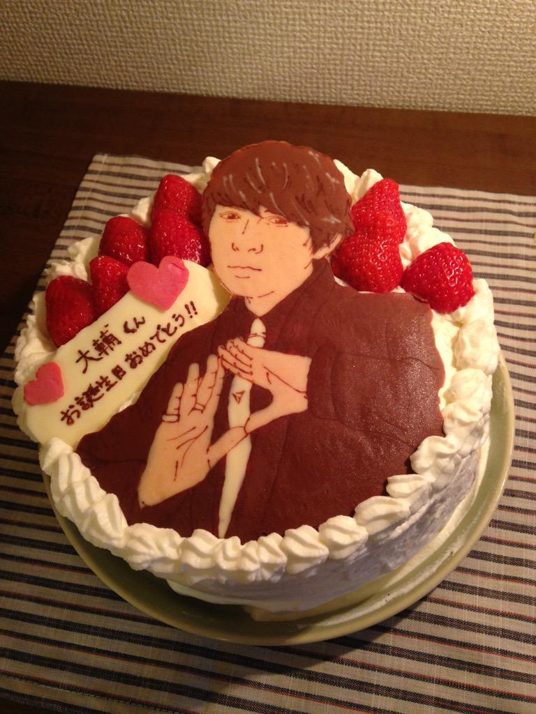 小野くんお誕生日おめでとう~!! #小野大輔生誕祭2015 http://t.co/zvJlXh9iaf