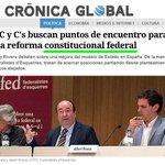 CIUDADANOS: FEDERALISTAS #DesmontandoACiudadanos #MarcaEspana http://t.co/u4TFpxD3h5