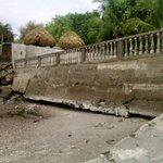 Reporta @Sinaproc_Panama: Socavación de muro en playa Leona en la Chorrera producto fuertes oleajes. http://t.co/0vkTcf2vcx