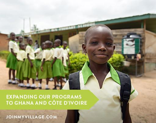 Join My Village expands to support powerful programs underway in W.Africa, thanks to @Cargill: http://t.co/HjfeSfnTiw http://t.co/dVsKpMElEd