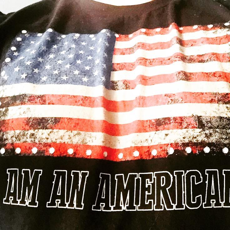 I am an American #NeverOutGunned @FoxFriendsFirst @FoxNews http://t.co/LJsgPzlvr8